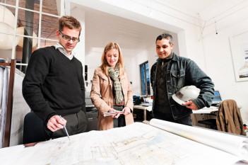 Doradztwo - dla architektów